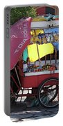Iquique Chile Street Cart Portable Battery Charger
