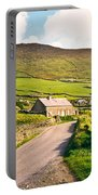 Ireland Farmland Portable Battery Charger
