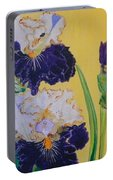 Iris Afternoon Delight Portable Battery Charger