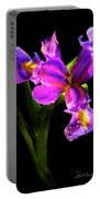 Iris Bloom Two Portable Battery Charger