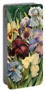 Iris Collection Portable Battery Charger
