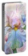 Iris - Goddess Of Serenity Portable Battery Charger
