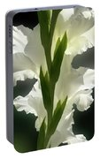 Gladiolus Spectacular #2 Portable Battery Charger