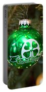 Irish Christmas Portable Battery Charger