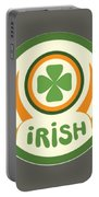 Irish Portable Battery Charger