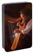 Irish Harp Portable Battery Charger