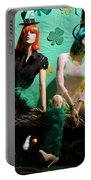 Irish Lovers Portable Battery Charger
