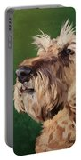 Irish Terrier Portable Battery Charger