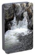 Irish Waterfall Portable Battery Charger