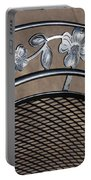 Iron Art Work Portable Battery Charger