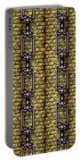 Iron Chains With Money Seamless Texture Portable Battery Charger