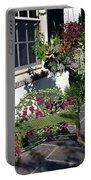Iron Garden Bench Portable Battery Charger