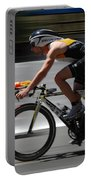 Ironman Need For Speed Portable Battery Charger by Bob Christopher