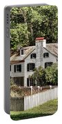 Ironmaster Mansion At Hopewell Furnace  Portable Battery Charger