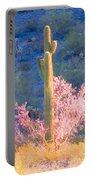 Ironwood Saguaro Dance Portable Battery Charger