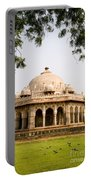 Isa Khan Tomb Burial Sites Portable Battery Charger