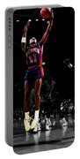 Isiah Thomas Finger Roll Portable Battery Charger