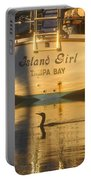 Island Girl Portable Battery Charger
