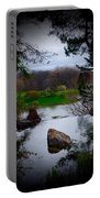 Island Of Immortals Portable Battery Charger