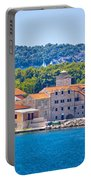 Island Of Krapanj Waterfront View Portable Battery Charger