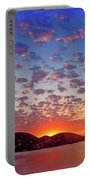 Island Sunrise Portable Battery Charger