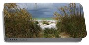 Island Trail Out To The Beach Portable Battery Charger