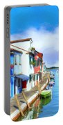 Isola Di Burano Portable Battery Charger