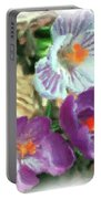Ist Flowers In The Garden 2010 Portable Battery Charger