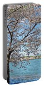 It Must Be Spring In Washington Portable Battery Charger