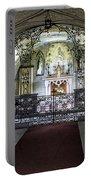 Italian Chapel Interior Portable Battery Charger