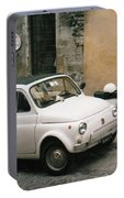 Italian Classic Commute  Portable Battery Charger