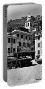 Italian Riviera Portable Battery Charger by Corinne Rhode