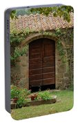 Italy Door Twenty Four Portable Battery Charger