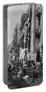 Italy: Naples, C1904 Portable Battery Charger