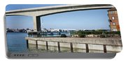 Itchen Bridge Southampton Portable Battery Charger