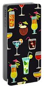 Its 5  Oclock Somewhere Cocktails Portable Battery Charger