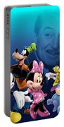 Its A Disney Thing Portable Battery Charger