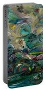 Charming Chasms Series It's A Jungle Portable Battery Charger