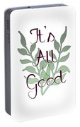 Its All Good Portable Battery Charger