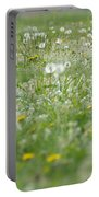 It's Dandelion Time Portable Battery Charger