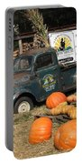 It's Fall At Sunrise Grocery Portable Battery Charger