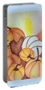 It's Pumpkin Time Portable Battery Charger
