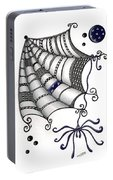 Itsy Bitsy Spider Portable Battery Charger