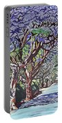 Jacaranda Road Portable Battery Charger