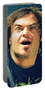Jack Black - Tenacious D Portable Battery Charger