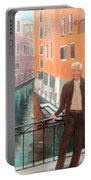 Jack In Venice Portable Battery Charger