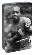 Jack Johnson (1878-1946) Portable Battery Charger
