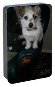 Jack Russel Portable Battery Charger