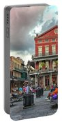 Jackson Square Evening Portable Battery Charger