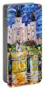 Jackson Square New Orleans Portable Battery Charger